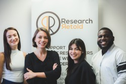Interns at Research Retold