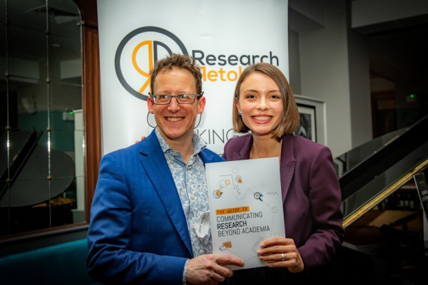 Research Retold one-year anniversary, Guide to communicating research beyond academia