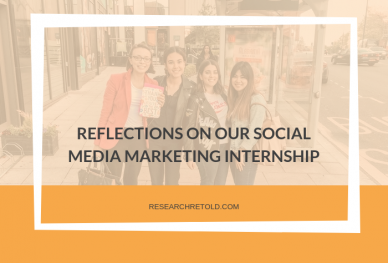Social media marketing internship