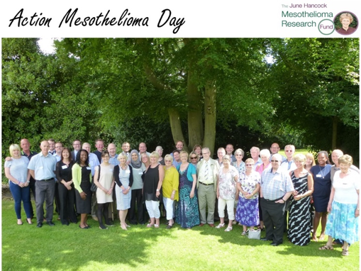 Communication tips for engaging patients with research online Action Mesothelioma Day (AMD)2