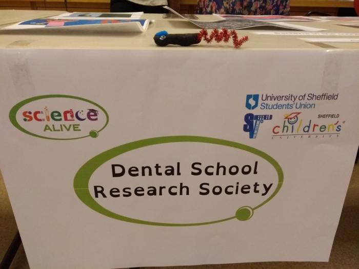 Dental School Research Society University of Sheffield
