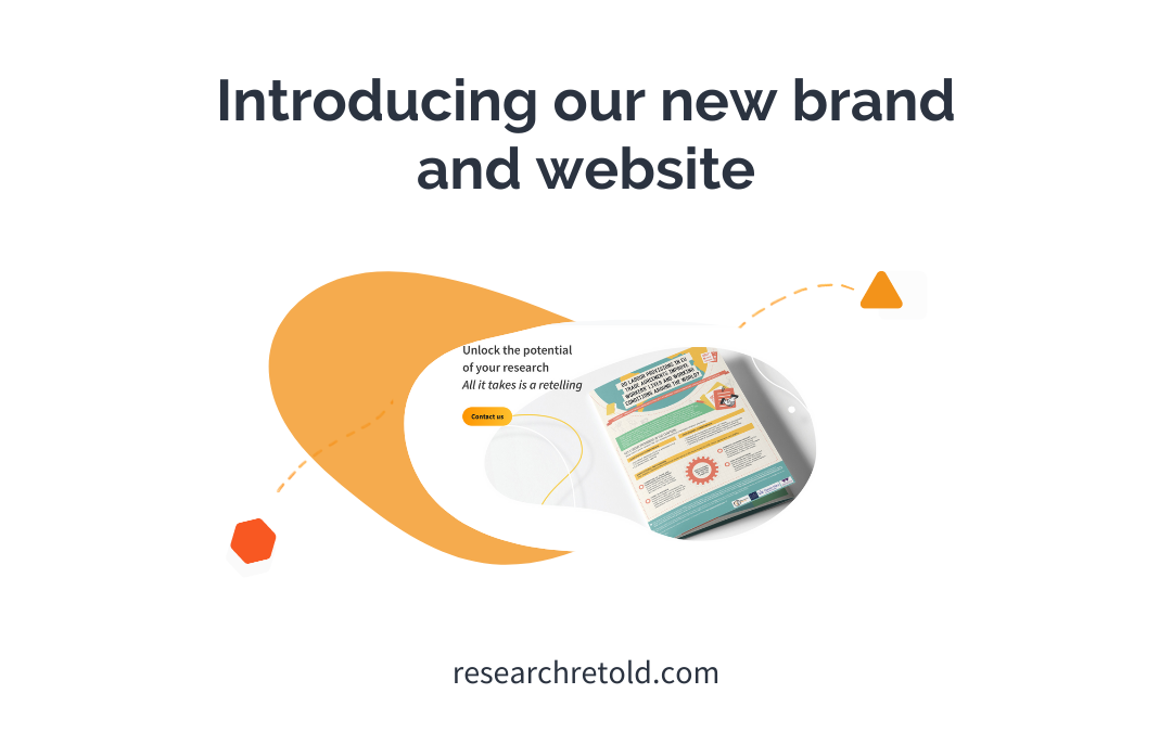 Introducing our new brand and website